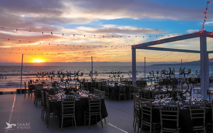 Sunset for every guest