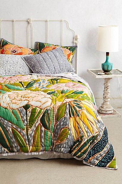 Anthropologie EU Witherbee Quilt £168 for UK King. double sold out already.