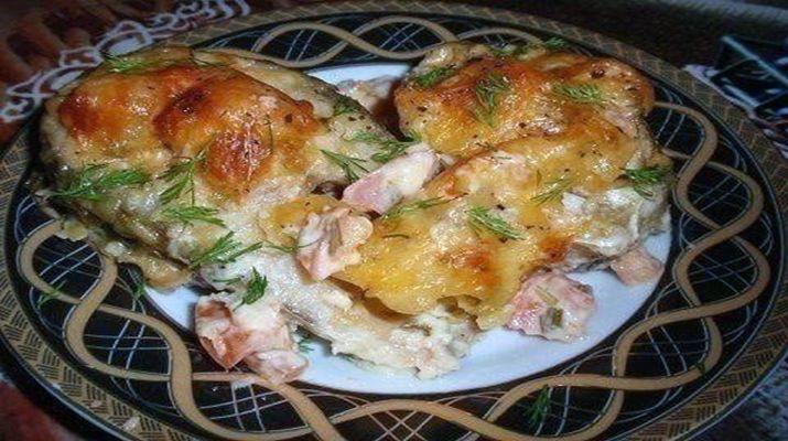 Вкусная рыба по-гречески