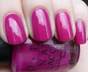 Opi That Razz Berry Nail Polish