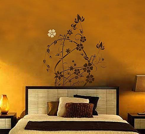 High Quality Cutting Edge Stencils   Floral Filigree Wall Stencil. $54.95. See More Wall  Art Stencils