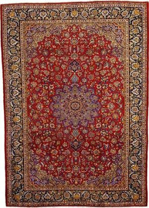9' 6 x 13' 5 Isfahan Rug  on  Daily Rug Deals