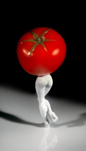 Walking Tomato - Laurie Simmons - Salon 94