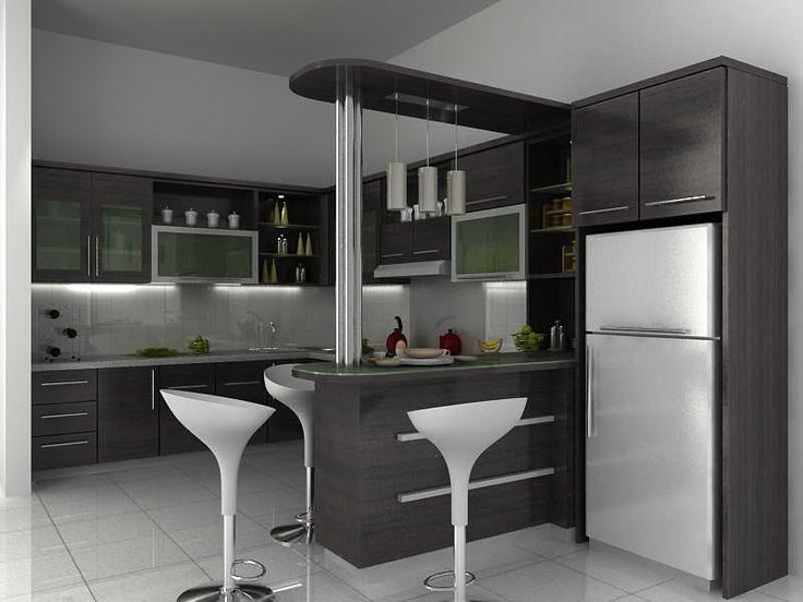 Minimalist Kitchen Bar Style Concepts   Your Decoration Style Part 50