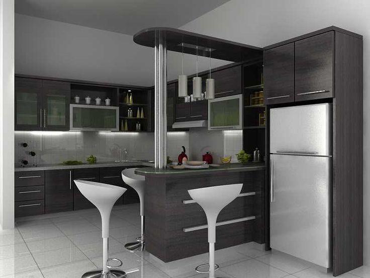 Minimalist Kitchen Bar Style Concepts   Your Decoration Style Part 50
