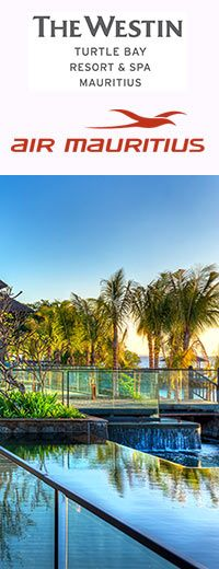 WIN a Luxury Holiday Worth £5000 The Westin Turtle Bay Resort & Spa Mauritius