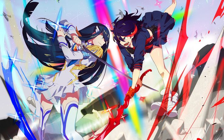 kill la kill screensavers backgrounds, 1920x1200 (459 kB)