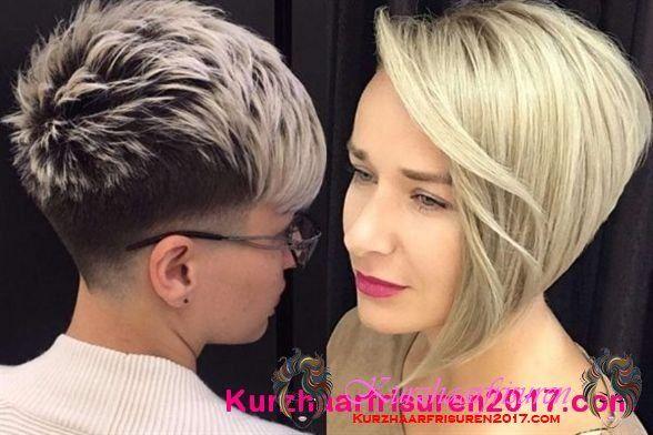 Damen Frisuren 2021 Kurz 2021 Frisuren 2018 Kurzhaarfrisuren Ponyfrisuren