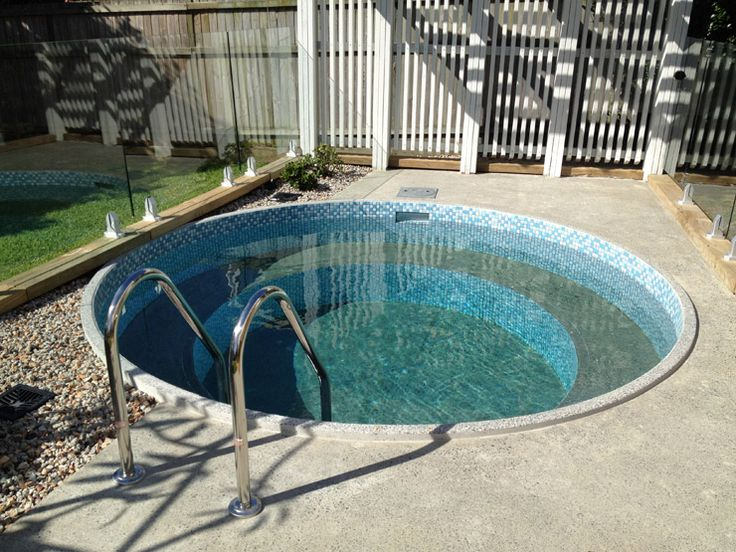 Pool design holz  75 best DIY Swimming Pools. images on Pinterest | Ponds, Small ...