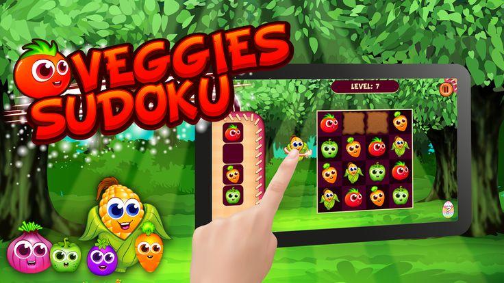 Sebzelerle Sudoku Çocuk - Google Play'de Android Uygulamaları
