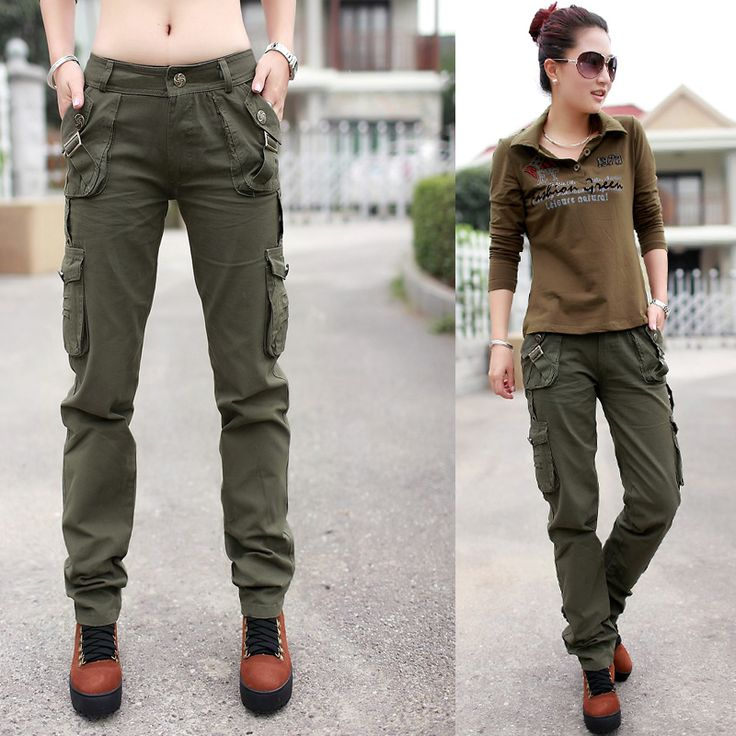Creative Women Cargo Pants  Furniture Ideas  DeltaAngelGroup