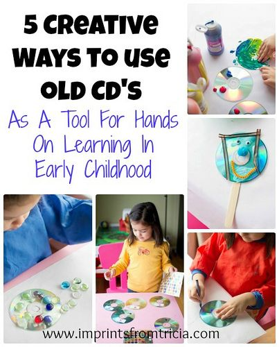 recycle cds