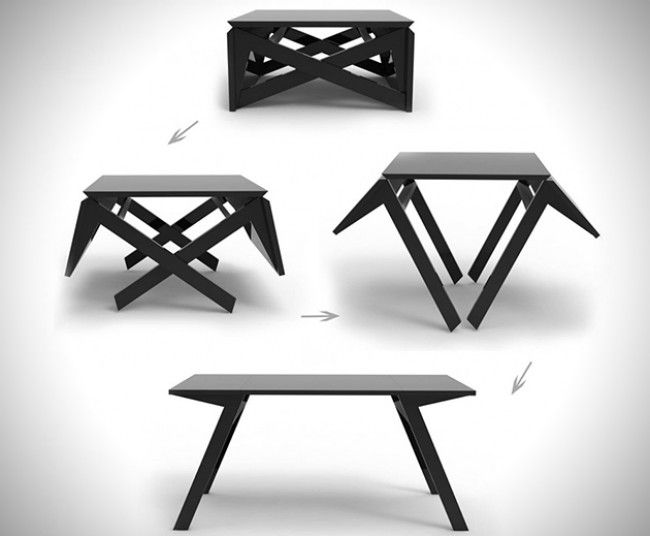 Transforming Coffee Table Inspiration