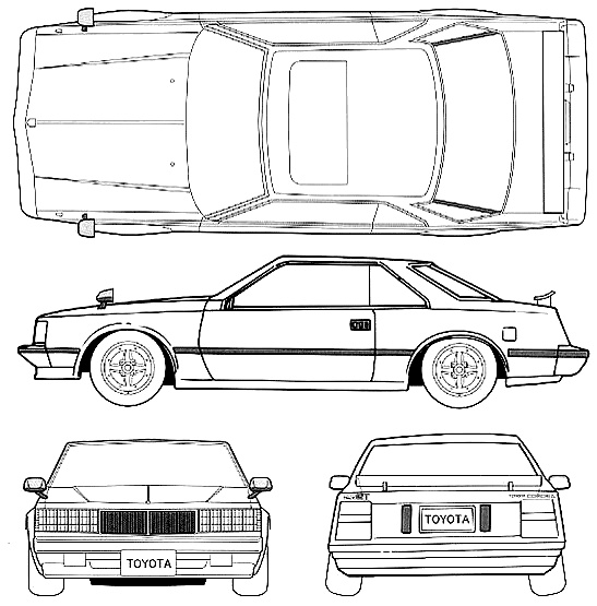 technical drawings  vehicle  a collection of ideas to try
