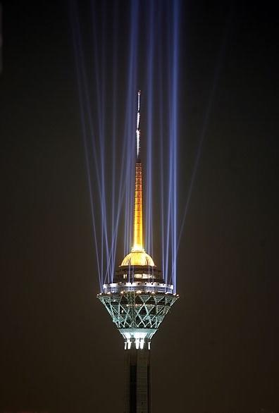 Milad Tower- Tehran, Iran