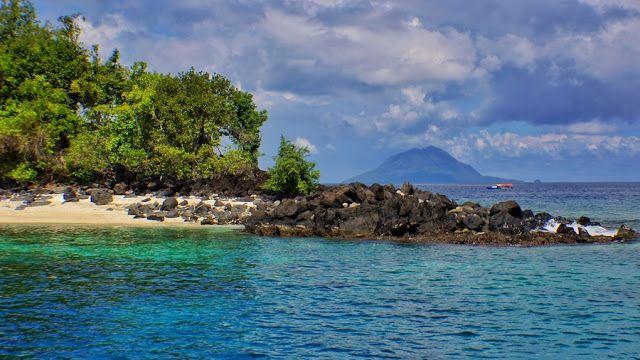 Babua Island - The Beauty of West Halmahera Regency