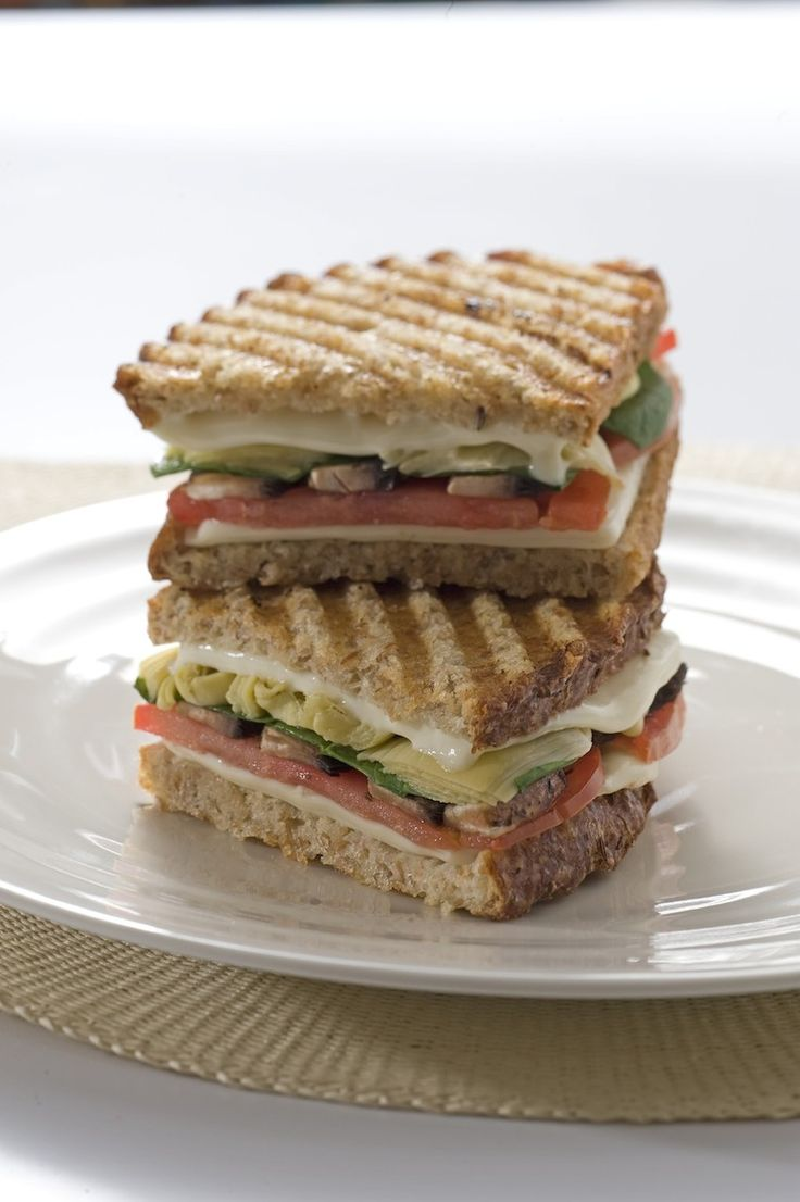 ... Sandwiches - Panini on Pinterest | Panini recipes, Paninis and Brie