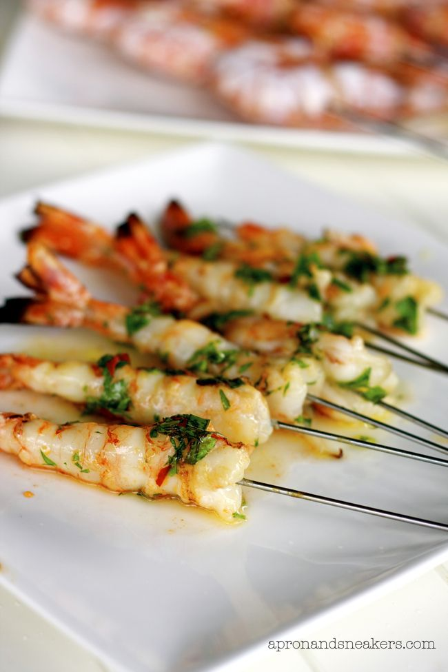 Prawns with Honey Sauce by apronandsneakers.com #Prawns #Shrimp #apronandsneakers