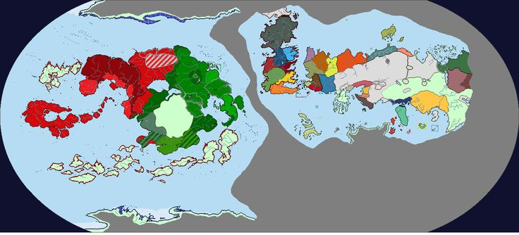 map of westeros. sothoryos and ulthos - Google-Suche | A ...