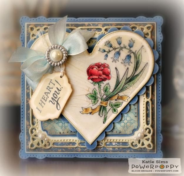 I Heart You by MattsGirl - Cards and Paper Crafts at Splitcoaststampers