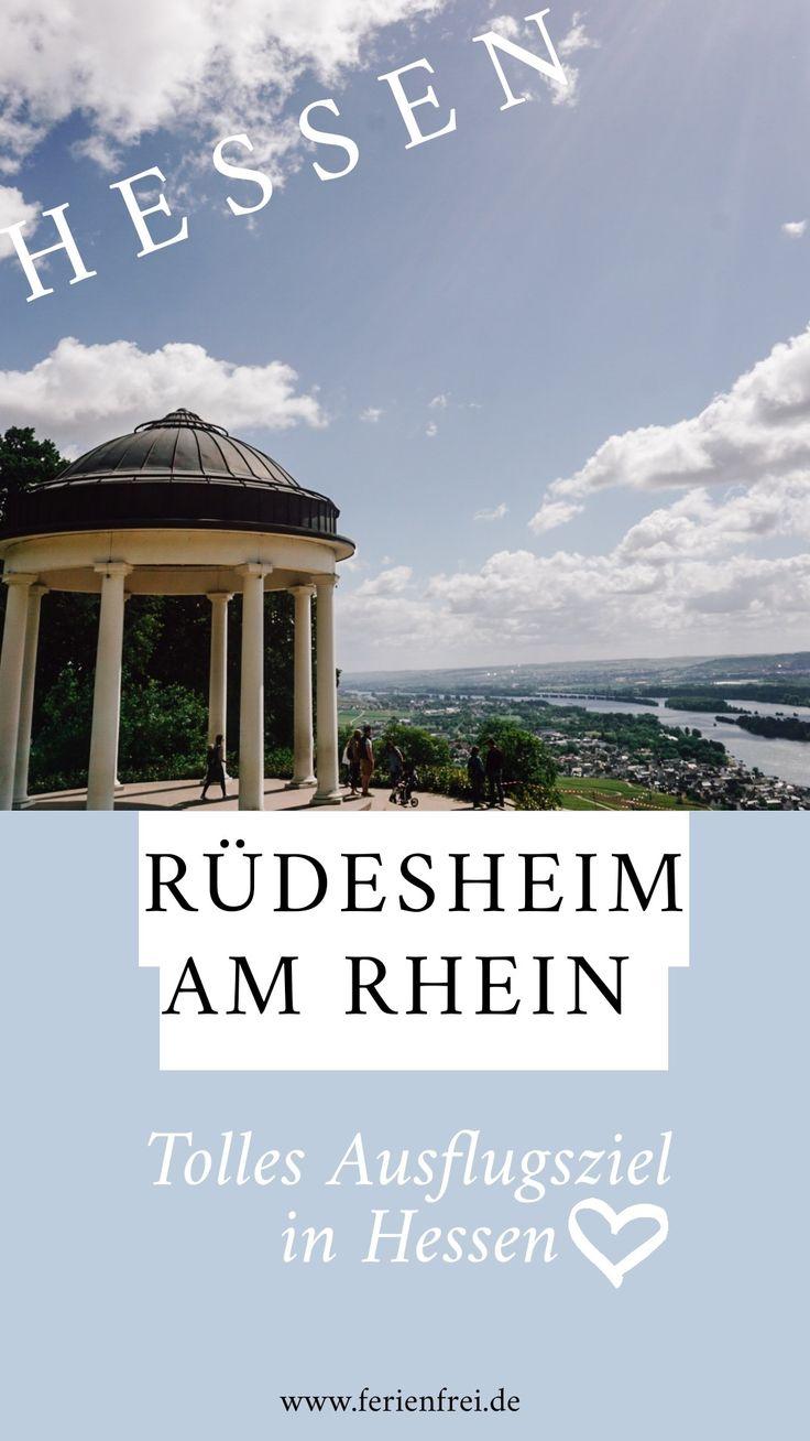 Rüdesheim am Rhein   Ausflugsziel für Südhessen in 20 ...