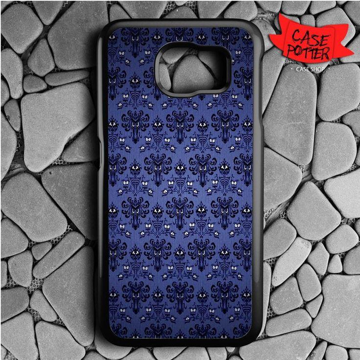 Haunted Mansion Samsung Galaxy S6 Black Case