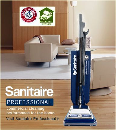 Sanitaire By Electrolux Professional Easily The Best Vacuum Cleaner Ive Found