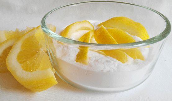 Лимон и пищевая сода – это сочетание спасает жизни