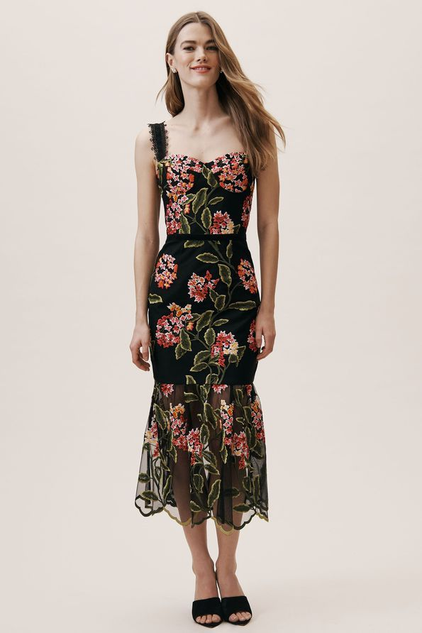 fb3477a21d9df What to Wear to a Wedding? 5 Wedding Guest Dress Trends for Spring / Summer  2019! - Praise Wedding