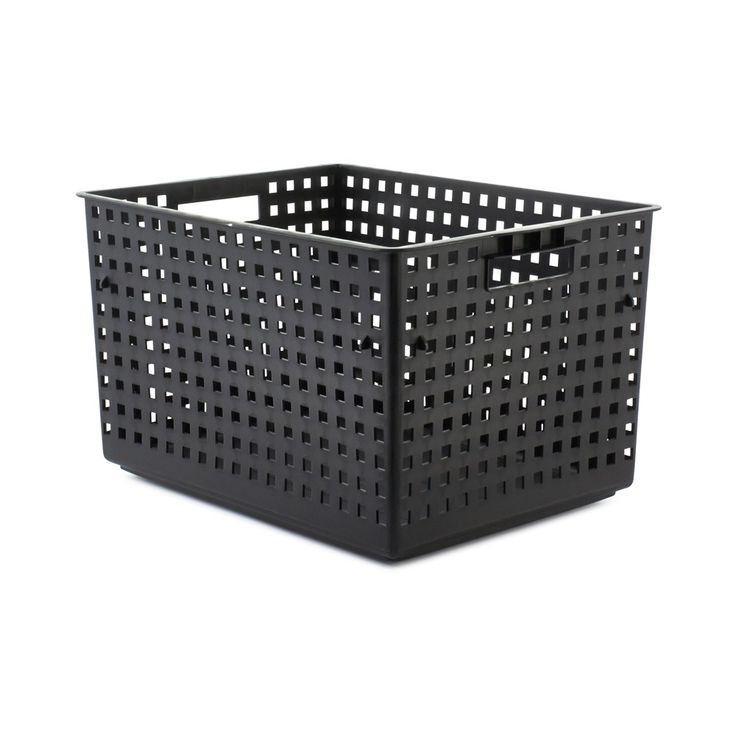 Black Laundry Basket available from Storables.com
