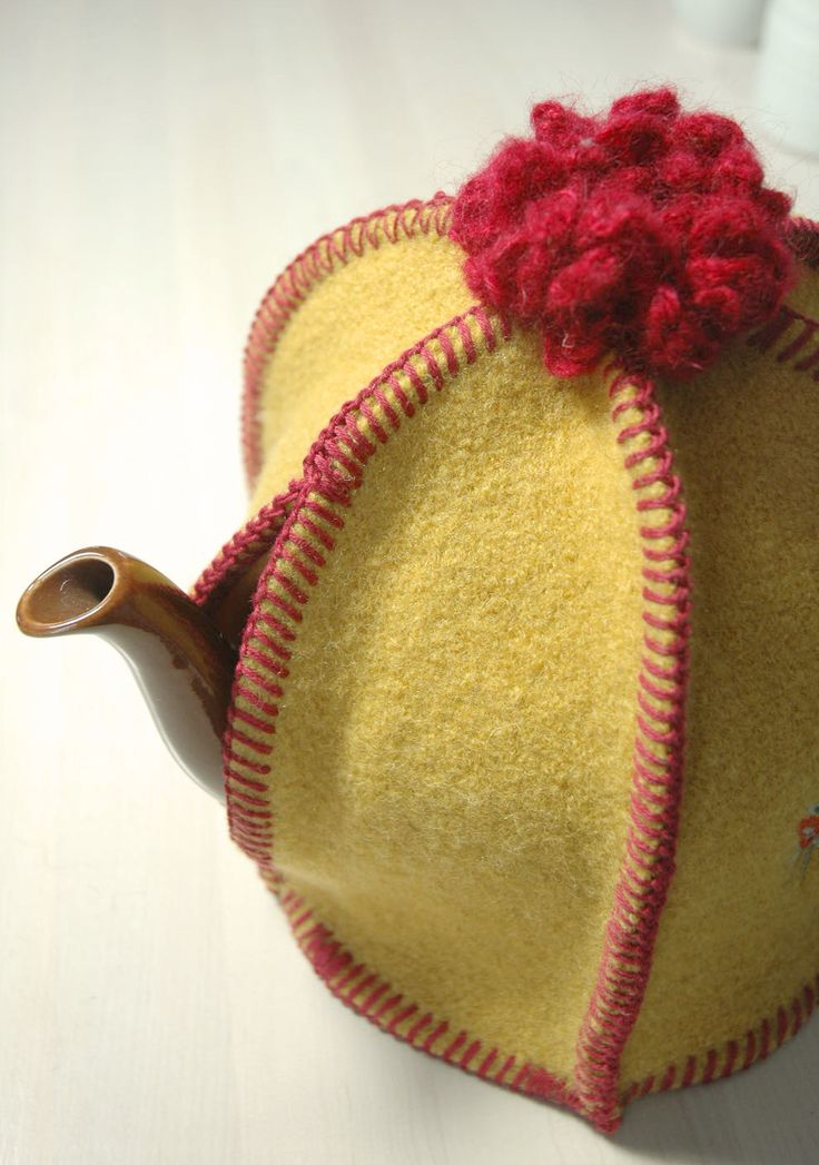 Tea cozy by Just B Designs
