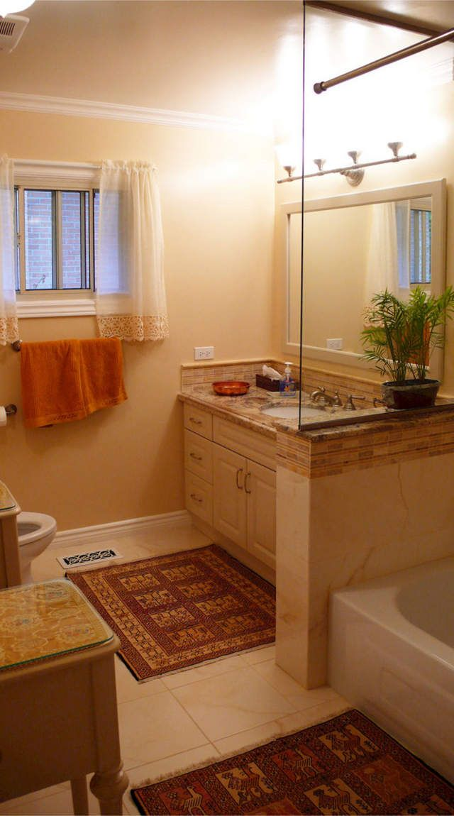 25 best ideas about bathroom vanities without tops on - Lowes bathroom vanities without tops ...