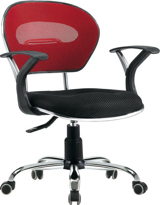 red desk chair cheap computer chair office chair mesh ergonomic red