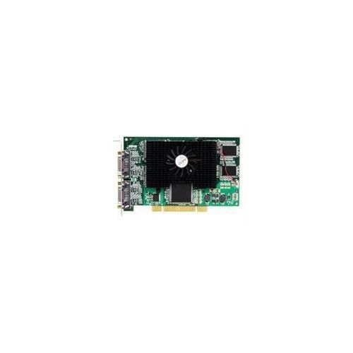 MATROX MULTI-MONITOR SERIES G450 X4 GRAPHICS ADAPTER - 128 MB - DDR SDRAM