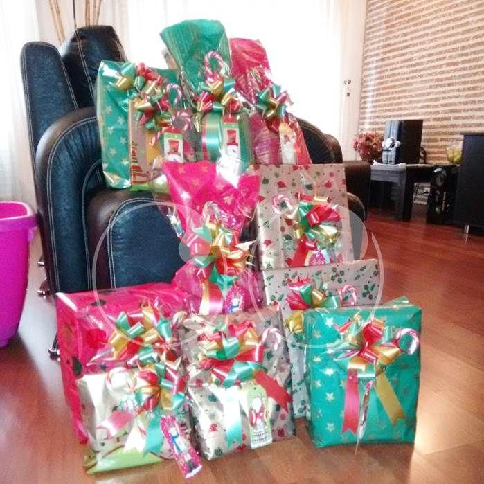 Vamos hasta tu casa a empacar los regalos para cualquier ocasión!