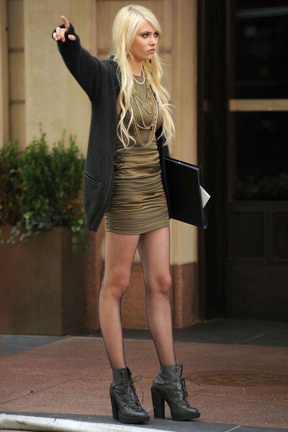 Gossip Girl Style Special [Taylor Momsen - Jenny Humphrey] - (592×888)