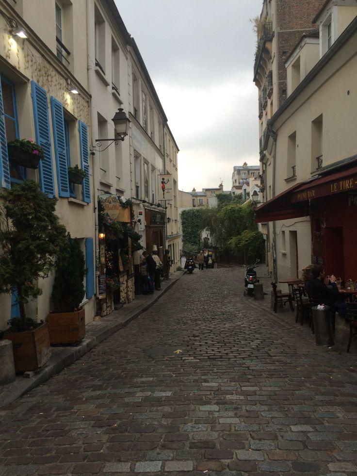 Travel | Dreamy Parisian Streets
