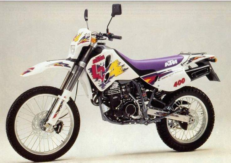 KTM 400 EGS
