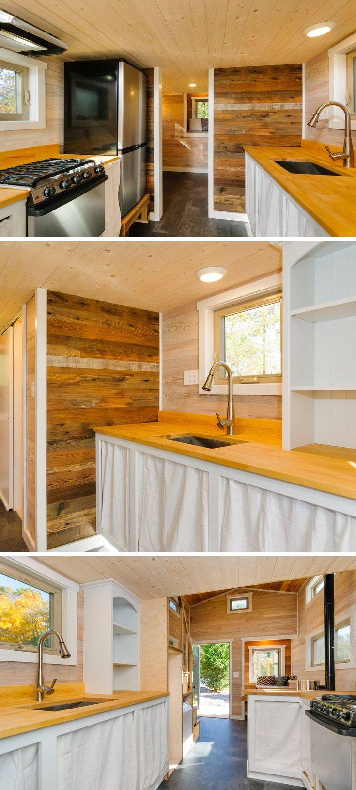 79 besten Tiny House Kitchens Bilder auf Pinterest | Kleine häuser ...