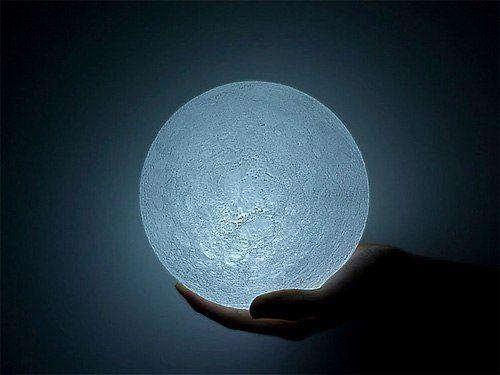 Необычный LED-светильник от японского дизайнера Eisuke Tachikawa