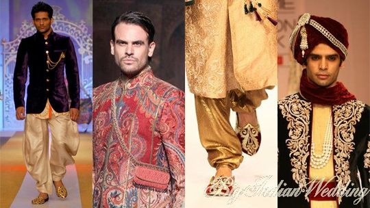 Style guide for the Indian groom
