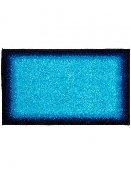 Badematte Avalon Blau #benuta #teppich #badematte #interior