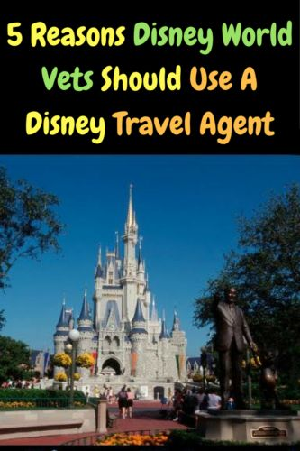 This is a list of why Disney World  Vacation Veterans Should Use A Disney Travel Agent.  No matter how many trips you've taken, a TA can help!  Disney Veterans, which reason would make you more likely to talk to a TA?