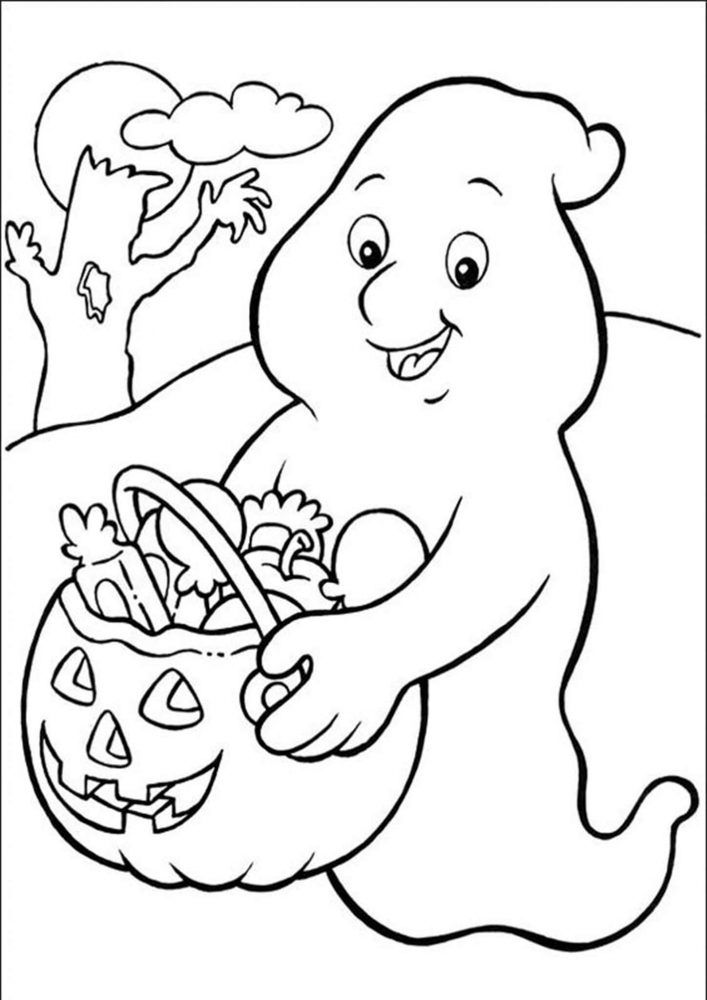 Free Easy To Print Halloween Coloring Pages Halloween Coloring Pictures Halloween Coloring Pages Free Halloween Coloring Pages