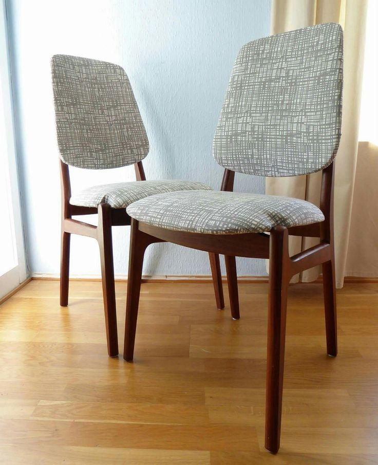 FINN – Retro stol i teak