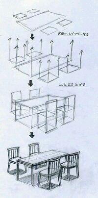 die besten 25 perspektive zeichnen ideen auf pinterest zentangles gewirr kritzelei und welle. Black Bedroom Furniture Sets. Home Design Ideas