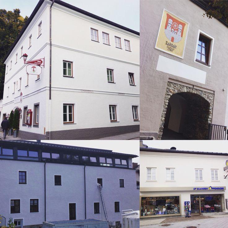 Es tut sich einiges in Radstadt. Gratulation an die Bauherren! #radstadt #radstadtverändert #aufbruchstimmung #historisch #blickfang #kommunikation