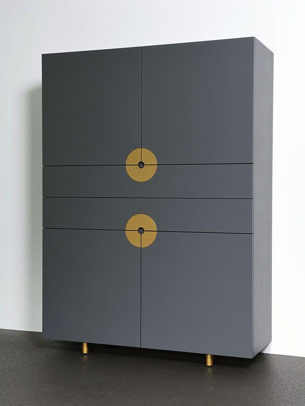Disk kasten - design kasten - Castelijn Wonen