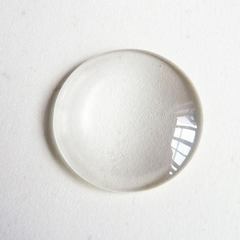 www.cuentaabalorios.com Tienda online Cabuchón cristal para camafeo.