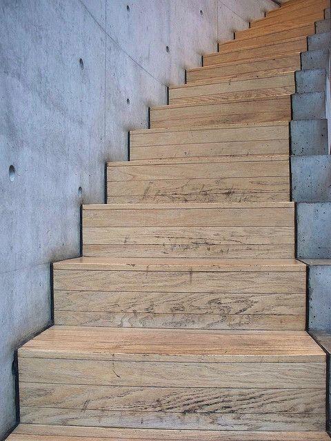 Tadao Ando Konferenzzentrum by aeppl0r